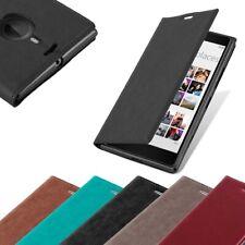 Handy Hülle für Nokia Lumia 1520 Cover Case Tasche Etui mit Kartenfach