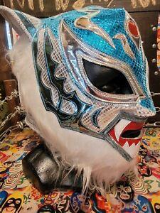 Tiger Mask Lucha Libre Pro Grade Mask