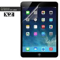 2 x ULTRA HIGH QUALITY CLEAR LCD FILM SCREEN PROTECTOR  For iPad MINI 1, 2 & 3
