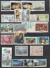 French Polynesia Scott C187 // C225 Mint NH (Catalog Value $91.00)