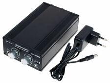 Ear Monitor Cablato PowerPlay IEM Trasmettitore Stereo/Mono Ampli cuffia Attivo