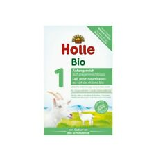 Holle GOAT Milk ORGANIC Baby Formula STAGE 1 Lactose Allergy FREE SHIP