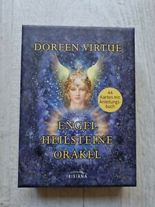 Engel Heilsteine Orakel Doreen Virtue Orakel Karten Esoterik