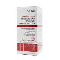 DR.WU Intensive Renewal Serum With Mandelic Acid (6% or 18%)