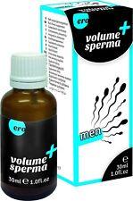 Gel Lubrifiant ERO by Hot Volume Sperme Men 30ml
