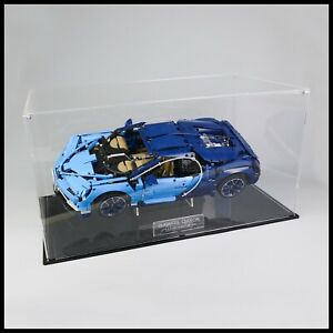 Display Case for theL EGO® Technic™ Bugatti Chiron 42083