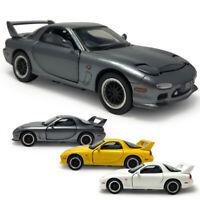 1:32 Mazda RX-7 Die Cast Modellauto Auto Spielzeug Model Sammlung Geschenk