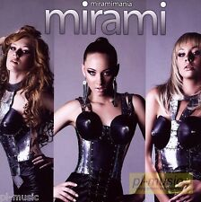 "= MIRAMI - ""MIRAMIMANIA""/sexualna/dance from Ukraine /POLISH EDITION//CD sealed"