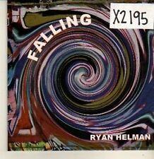 (CP369) Ryan Helman, Falling - 2004 DJ CD