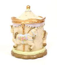 Carousel Shaped Baby Money Box Gift CG1047