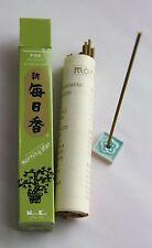 Japanese Incense Sticks | Morning Star | Pine | 50 Sticks & hldr | Nippon Kodo