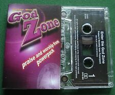 Enter the God Zone Praise & Worship From Powerpack Cassette Tape - TESTED