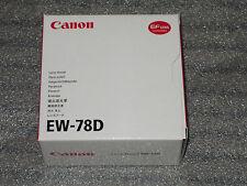 ORIGINALE Canon controluce Mascherina ew-78d NUOVO OVP EW 78d