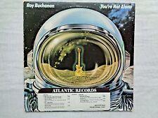 Roy Buchanan You're Not Alone 1978 Atlantic A1/E1 Piros Monarch Promo Press VG+