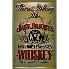Jack Daniels Blechschilder