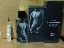 A & F Men's Fierce Cologne 5ml/0.17oz (Buy 2 Get 1 Free) Sample Travel Sprayer
