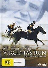 Virginia's Run (DVD Region 4)  NEW AND SEALED