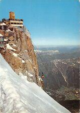 BR28328 Chamonix mont blanc l aiguille du midi france