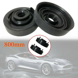 80mm Car Headlight Dust Cover Soft Rubber Waterproof Cap For LED HID Xenon Lamp