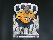 2013-14 Crown Royale #48 Pekka Rinne Nashville Predators
