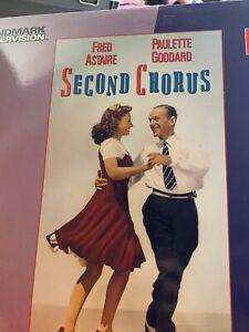 Second Chorus——-laserdisc