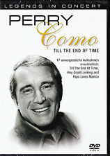 Perry Como - Till The End Of Time - DVD - Neu und originalverpackt in Folie