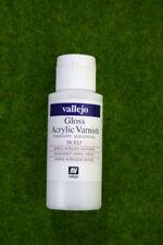 Vallejo GLOSS ACRYLIC VARNISH Acrylic 60mls 26517