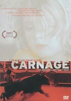 Carnage (Ws) DVD Movie- Brand New & Sealed (VG-7658DV/VG-218)