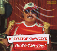 = KRZYSZTOF KRAWCZYK - BIALO-CZERWONI ! - PRZEBOJE KIBICA  /CD sealed