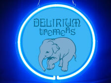 Delirium Tremens Beer Hub Bar Display Advertising Neon Sign