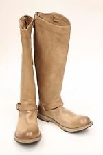 BRUNELLO CUCINELLI brown fashion boots SIZE 10 ITALY 40 NEW