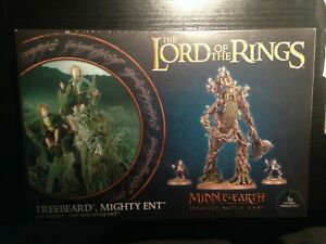 Treebeard LOTR Games Workshop - new in box, unopened, excellent condition