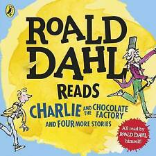 Roald Dahl Reads Charlie and the Chocolate Factory and Four More Stories by Roald Dahl (CD-Audio, 2016)