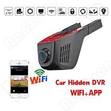 Wifi 1080P Full HD Hidden Car Camera DVR Video Recorder Night Vision Dash Cam