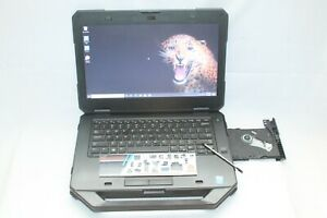 DELL LATITUDE 14 5404 RUGGED 2.6GHZ CORE i5 8GB  250GB SSD Win10  FULLY TESTED