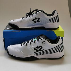 Salming Schuhe Sneaker Viper 5 Shoe Hallenschuhe Herren Gr.48