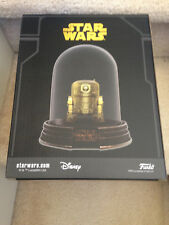 Funko Pop! R2-D2 Gold Limited Edition Bobblehead HOT TOPIC Exclusive