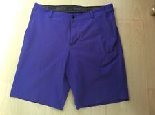 Nike Dry Fit Quality Blue Golf Shorts Size Medium