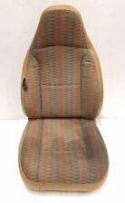 OEM Jeep Wrangler TJ Passenger Seat RH 97-02 Saddle Tan Cloth 97w