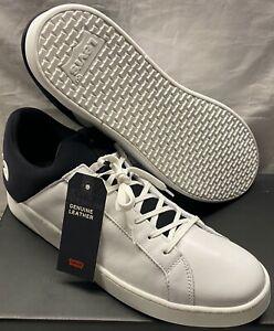 Levi's Sneaker Schuhe MULLET 230087 Leder weiß schwarz Sneakers LEVIS Premium