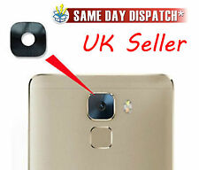 Brand New Huawei Honor 7 Rear Back Camera lens glass Cover With Adhesive UK