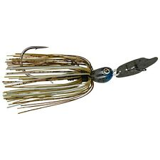 Strike King Thunder Cricket TCVSJ12-108 Blue Craw 1/2oz Vibrating Swim Jig