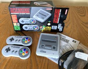 Nintendo Super NES Classic Edition Mini Home Console