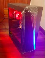 Ordenador PC Gaming Intel Core i7 3,9GHz 8GB RAM GTX 1050 ti 4GB RGB Fortnite