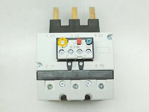 NEW! EATON Moeller Series ZB150-100 CAT# XTOB100GC1 OVERLOAD RELAY 70-100A  (VN)