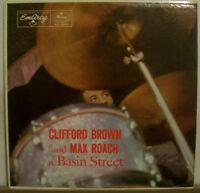 Clifford Brown & Max Roach At Basin Street/Mercury/Emarcy/MG36070/VG++/DG