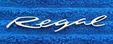 GENUINE OEM 95-04 Buick Regal Chrome Logo Emblem Nameplate Ornament Badge