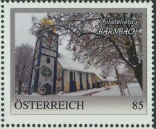 8138103 PM - Philatelietag Bärnbach - Hundertwasser - Kirche **pt0583