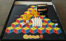Vintage Q Bert Board Game Replacement Parts Lot ~1983 Parker Brothers