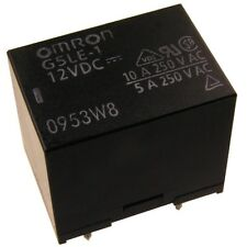 OMRON G5LE-12 Relais 12V DC 1xUM 10A 360R A Cubic Power Relay 854072